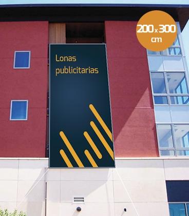 Lonas Publicitarias 150x400