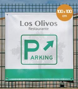 Lonas Publicitarias 100x100