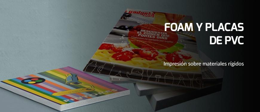 Foam - Placas PVC