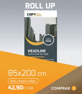 oferta roll up  85x200cm