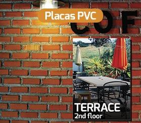 Placas PVC